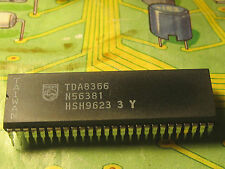 TDA8366   I2C-bus controlled PAL/NTSC TV processor SDIP 1pcs