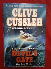 Devil's Gate * Clive Cussler and Graham Brown * 2011 * Hardcover *
