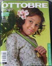 OTTOBRE Kids Fashion Design 3/2018 d'été coupe musterheft REVUE COUDRE