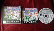 DALMATIANS 2 ( 101 dalmatiens ) - PS1 Playstation - PAL Fr. -