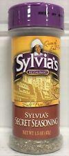 Sylvia's Restaurant Secret Seasoning 1.5 oz Sylvias