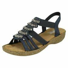 Rieker Ladies Slingback Sandals - 65869