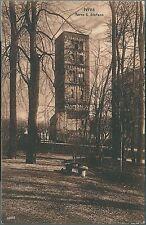 1907ca IVREA TORRE SANTO STEFANO Cartolina viaggiata