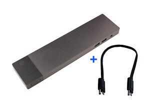 HP Elite Thunderbolt 3 Dock HSTNN-CX01 für ZBook, Z Book Studio 15, 17 G3