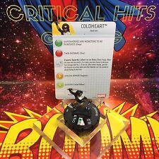 Marvel Heroclix Coldheart 034 Civil War Nm!
