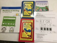 Handwriting Without Tears: Pre-K Teachers Manual / CD / Drawing & letter cards