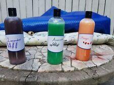 All-Natural Bubble Bath, Shower Gel