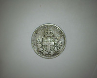 ITALY 20 Centisime - 1919 - Copper-Nickel - Vittorio Emanuele III - KM 58
