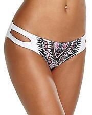 NWT Lucky Brand Desert Dancer Rerversible Swimsuit Bikini Bottom Medium mld06