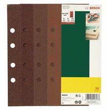 Bosch 25-teiliges Schleifblatt-set für Schwingschleifer 93x230