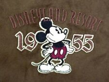 Disneyland Resort 1955 Brown Jacket Mickey Mouse - XXL - NWT NEW