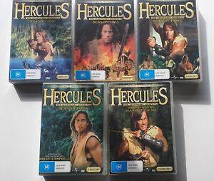 Hercules - The Legendary Journeys : Complete Set Season 1,2,3,4,5,6 DVD