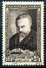 STAMP / TIMBRE FRANCE OBLITERE N° 933 CELEBRITE / POINCARE