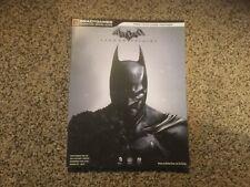 Batman: Arkham Origins Signature Series Strategy Guide by BradyGames Staff (2013