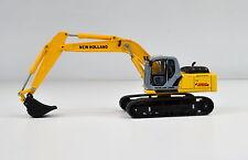 NEW Holland e215b Escavatore cingoli scala 1:87 h0