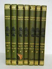 Character Sketches of Romance, Fiction and Drama by E. C. Brewer 7 Volumes 1903