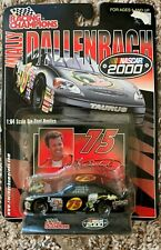 Racing Champions Wally Dallenbach NASCAR Die Cast Car - New!!