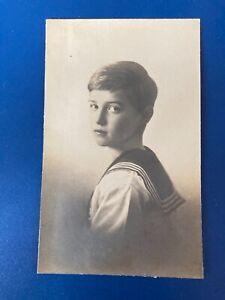 Russia, Czarevich Alexis 1912