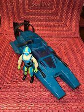 New listing Gi Joe 1984 Cobra Water Moccasin 100% Complete w/ Copperhead