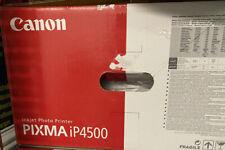 Canon PIXMA iP4500 Tintenstrahldrucker Fotodrucker Neu ohne Druckkopf als Ersatz
