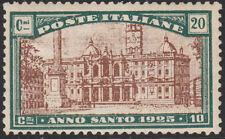 Italy Architecture Stamps
