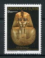 Monaco 2018 MNH Golden Treasure of Pharaohs Goldsmith's Art 1v Set Stamps