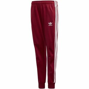 NWT  ADIDAS  ORIGINAL J SST PANTS DH2658 SIZE M YOUTH