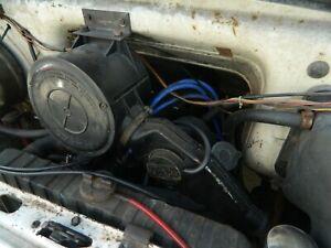 VAUXHALL SLANT 4 ENGINE / BOX  RUNNER  58,000 MILES CHEVETTE FIRENZA CF RARE