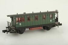 Arnold N 3040 Vagón de Compartimentos 2/3. Klasse Kpev Polvo / Suciedad