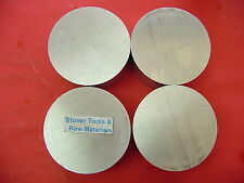 "4 Pieces 8"" ALUMINUM 6061 ROUND ROD 1.3"" LONG T6511 8.00"" Solid Lathe Bar Stock"