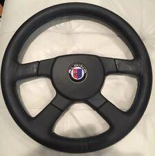 BMW ORIGINAL ALPINA STEERING WHEEL E30 E21 E28 E34 E31 E36 C1 C2 C3 B3 B6 2002
