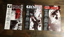 Grendel Red White and Black (2002) #2 #3 #4