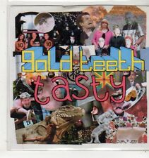 (GC626) Gold Teeth, Tasty - DJ CD