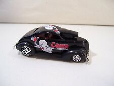 NWOB RACING CHAMPIONS CASPER THE FRIENDLY GHOST '37 FORD COUPE DIE CAST CAR
