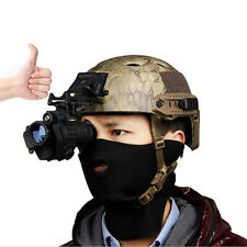 HOT Hunting Infrared HD Digital IR Monocular Night Vision Telescope For Helmet