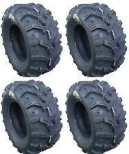 4 Deestone Swamp Witch Atv Tires Set 2 Front 28x10-12 & 2 Rear 28x12-12 D932
