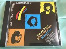 Rare Rock N Roll CD : Page, Jones, Lee ~ No Introtroduction Necessary  ~MACD 001