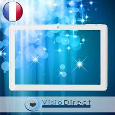 """Vitre ecran tactile pour Archos 101D Neon 10.1"""" blanc"""