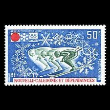 New Caledonia 1972 - Winter Olympic Games Sapporo 72 Sports - Sc C86 MNH