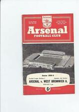 First Division Final Football Programmes