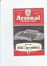 First Division Final Football League Fixture Programmes