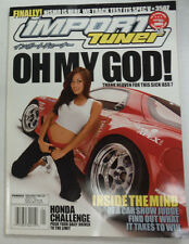 ImportTuner Magazine Honda Challenge & Nismo Is Here January 2004 052615R
