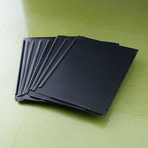 exc* 9 x 12 cm FILM HOLDER sheet inserts plate adapter cassette ORWO Zeiss ☆☆☆☆