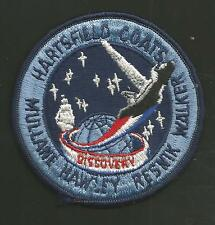DISCOVERY STS-41D   PATCH  3  INCHES
