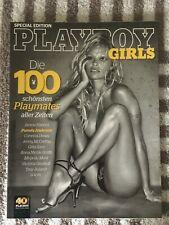 Ein Special Playboy Edition Girls Magazine.Die 100 schönsten Playmates aller Z.