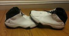 2006 Air Jordan xxi size 12 white black silver 314303 101 rare great shape