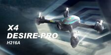 Hubsan H216A X4 DESIRE PRO RC Drone Helicopter 1080P WiFi Camera Altitude Hold