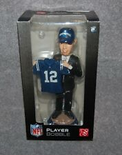 INDIANAPOLIS COLTS ANDREW LUCK #12 NFL FOOTBALL BOBBLE HEAD DRAFT PICK 196/528