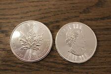 Maple Leaf 2016 1 oz Silver Argent Zilver