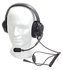 EARTEC MAX-4-G doppelseitige Kopfhörer-Mikrofongarnitur mit Kenwood-Belegung